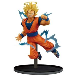 Figura Dragon Ball Goku Super Saiyan 2 Dokkan Battle Collab