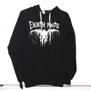 sudadera death note ryuk