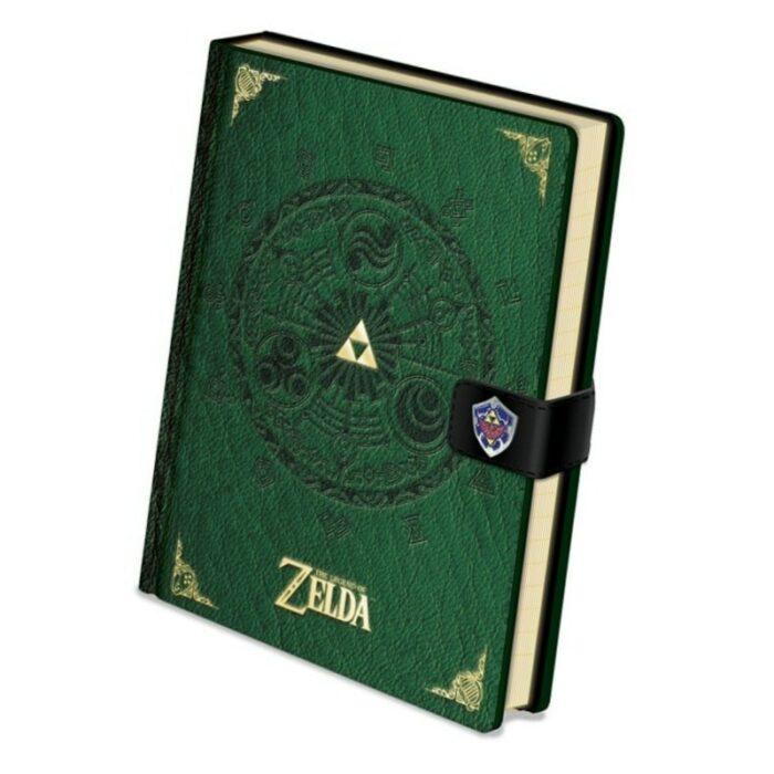 Cuaderno Zelda Hyrule A5