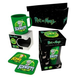 Caja Regalo Rick y Morty