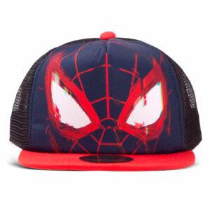 gorra spiderman