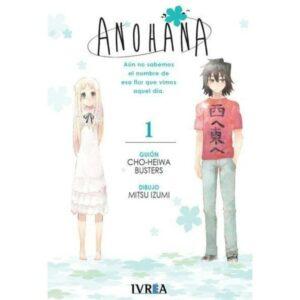 Manga AnoHana