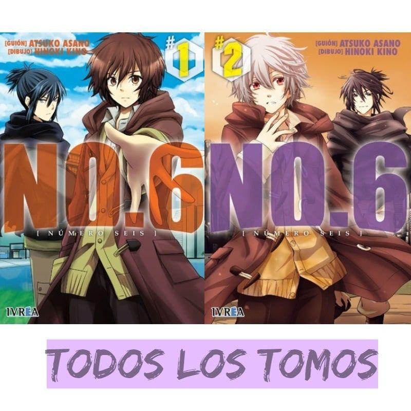 Manga No6