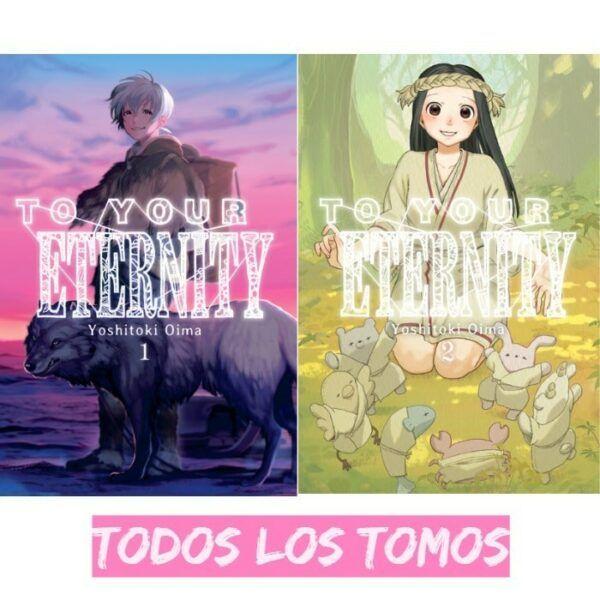 Manga To Your Eternity