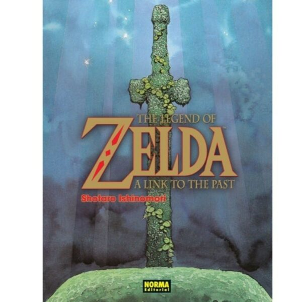 Manga The Legend of Zelda A Link to the Past