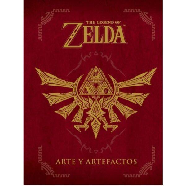 Manga The Legend of Zelda Arte y Artefactos