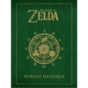 Manga The Legend of Zelda Hyrule Historia