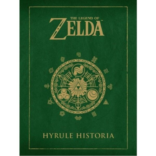 Manga The Legend of Zelda Hyrule Historia