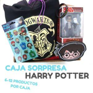 caja sorpresa hogwarts