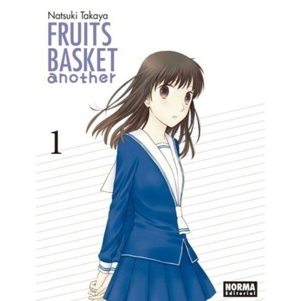 Manga Fruits Basket Another Todos los tomos