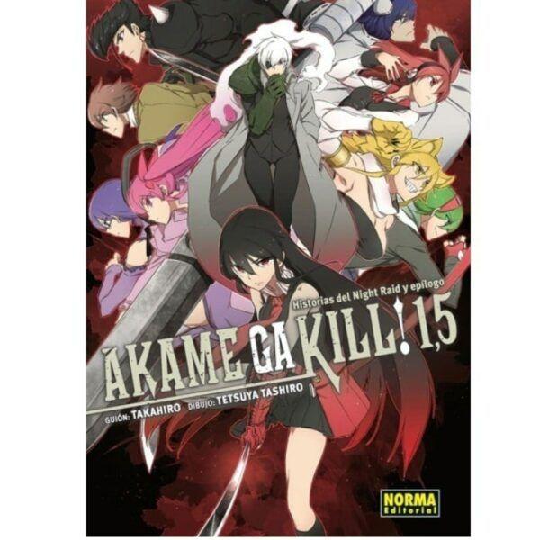 Manga Akame ga Kill
