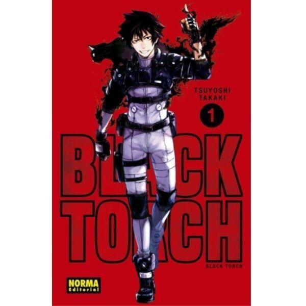 Manga Black Torch