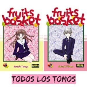 manga fruits basket