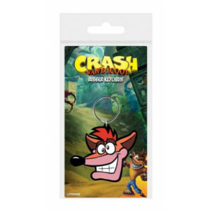 Llavero Crash Bandicoot