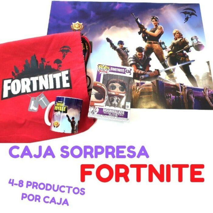 caja fortnite