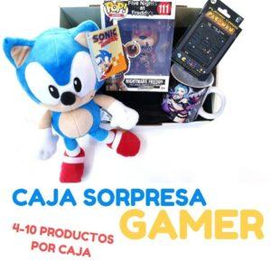 caja gamer sorpresa