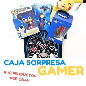 caja sorpresa gamer