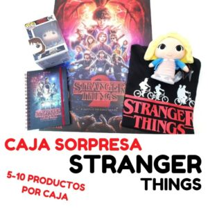 caja sorpresa stranger things