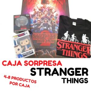 caja surprise stranger things