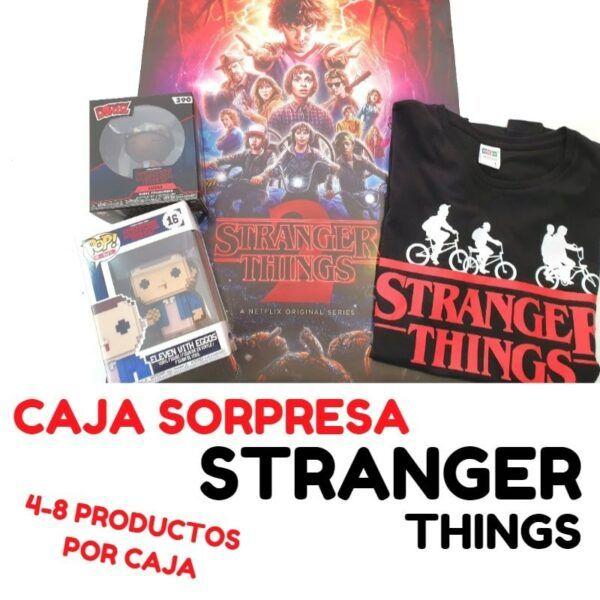 caja surprise stranger things