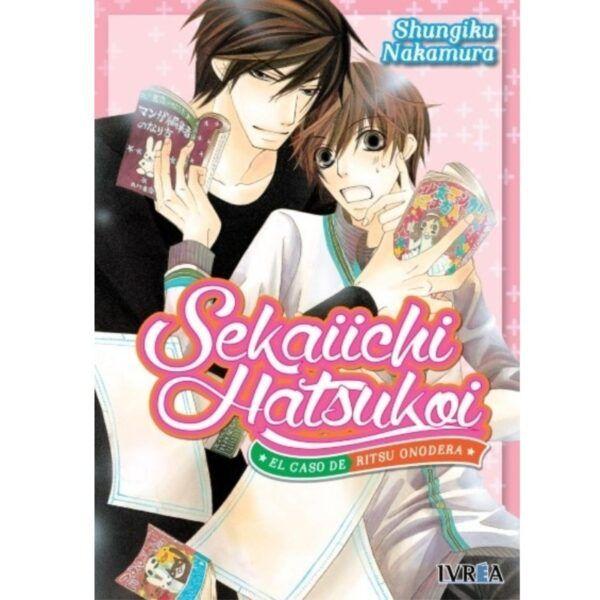 Manga Sekaiichi Hatsukoi