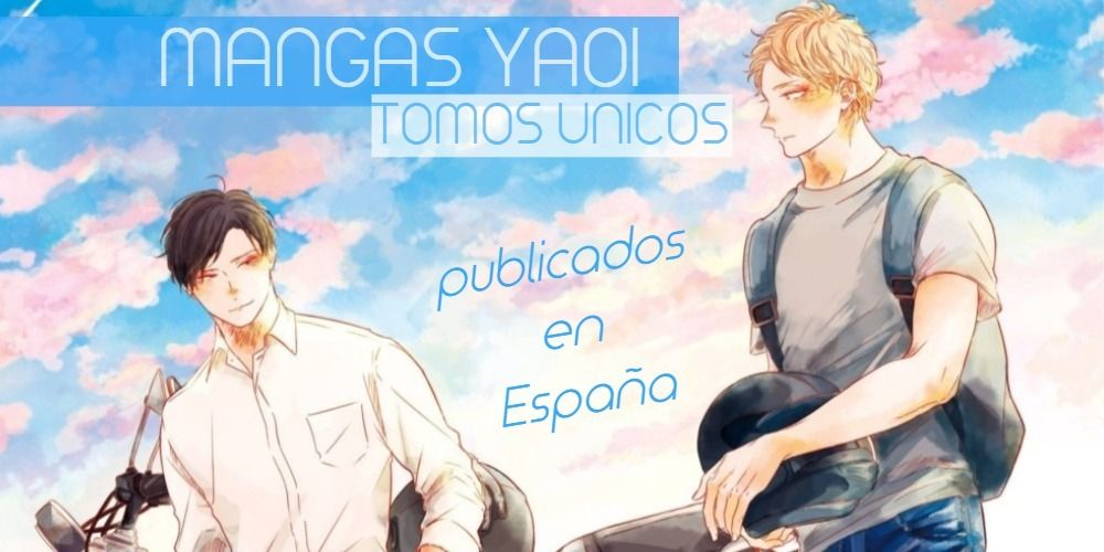 mangas tomos unico