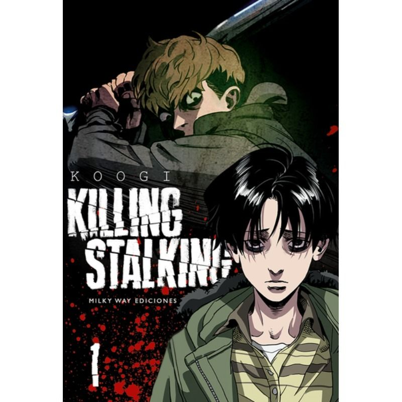 manga killing stalking