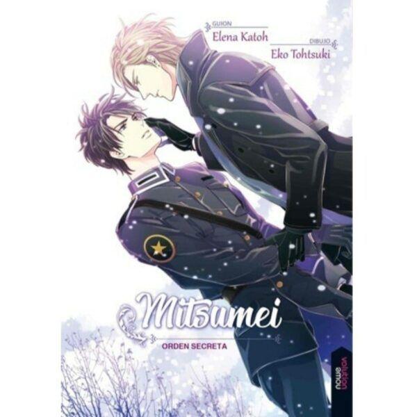 Manga Mitsumei