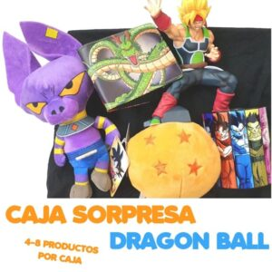 caja dragon ball