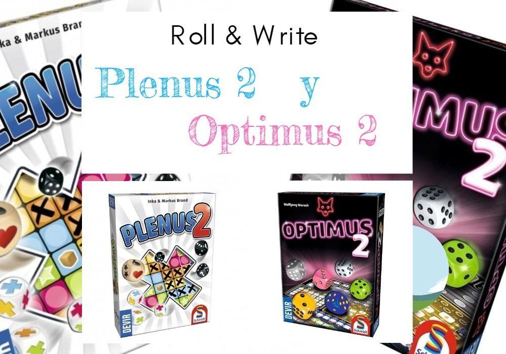 Plenus y Optimus 2