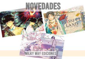 Nuevas licencias de Milky Way Ediciones