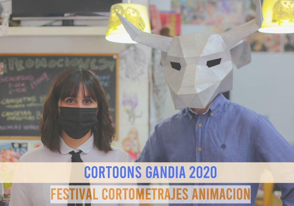 Festival Animación Cortoons Gandía 2020