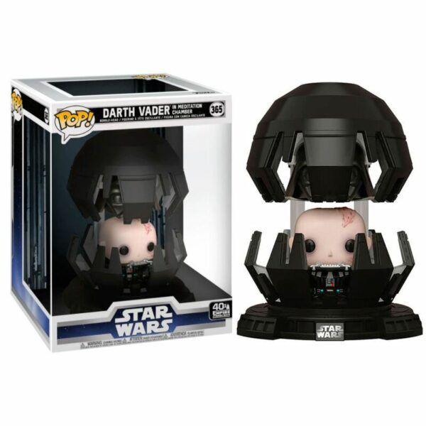 Figura Darth Vader in Meditation Chamber Funko Pop Star Wars