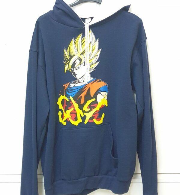 Sudadera Dragon Ball Goku