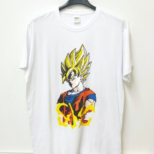 Camiseta Dragon Ball Goku Super Saiyan