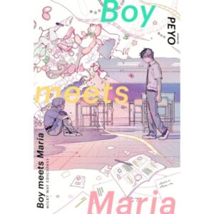manga boy meets maria
