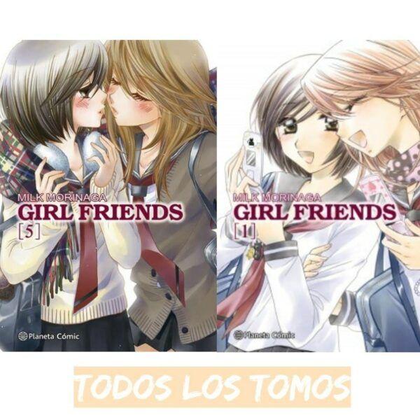 manga girl friends