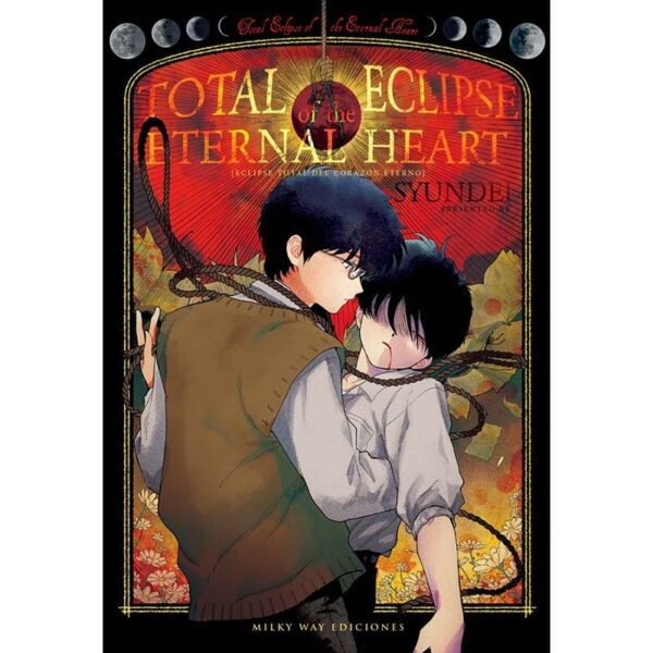 Manga Total Eclipse of the Eternal Heart