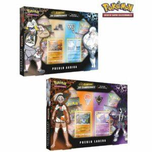 Caja Coleccion Pokemon Camino de Campeones Pin