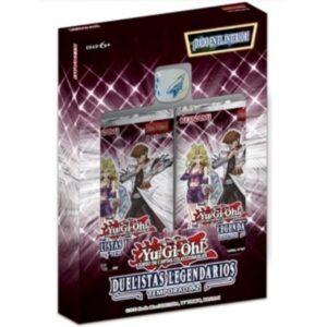 Yugioh Duelistas Legendarios Temporada 2