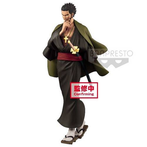 Figura One Piece Mihawk Banpresto