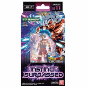 Dragon Ball Super Starter Deck 11 INSTINCT SURPASSED