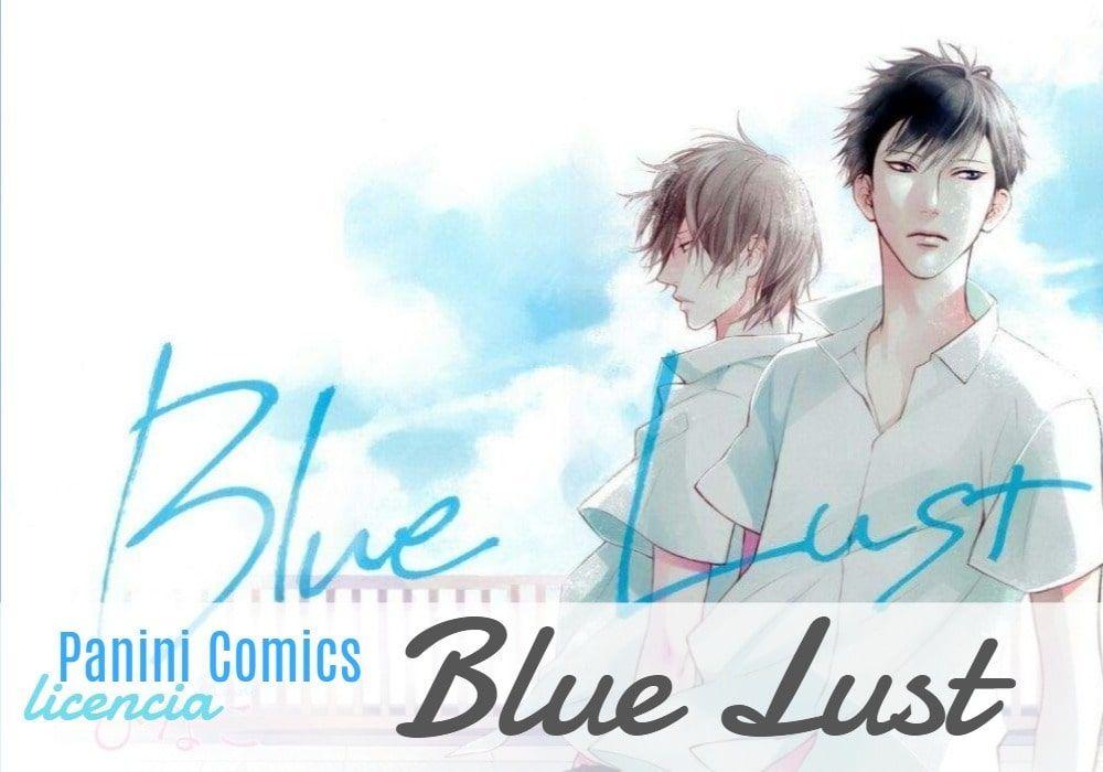 Panini Comics licencia Blue Lust de Hinako