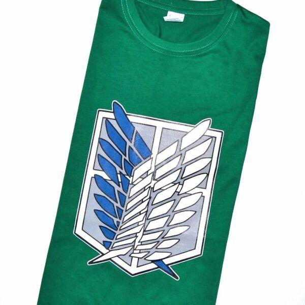 Camiseta Ataque a los Titanes Alas de la Libertad