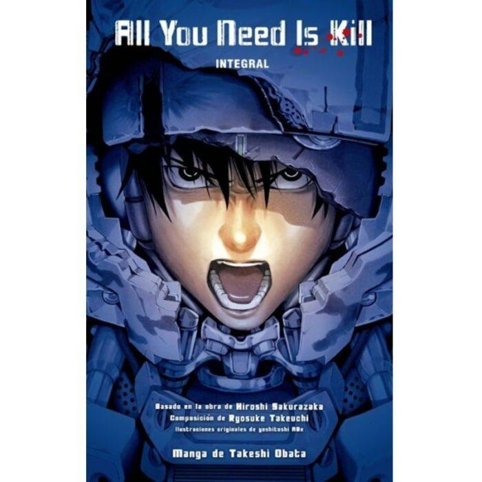Manga All you need is love Edición Integral