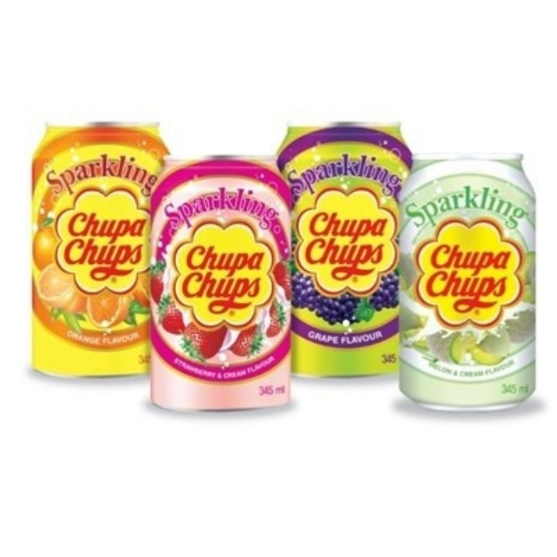 Bebida Chupachups