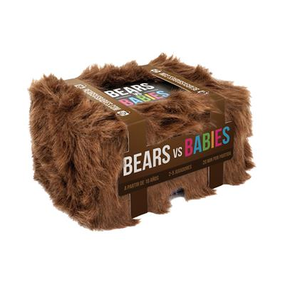 Bears vs Babies Juego de Cartas