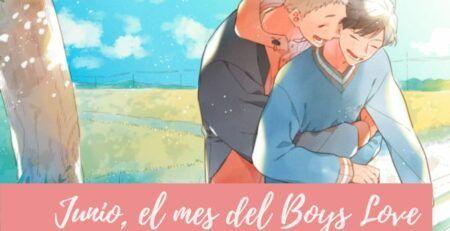 Junio el mes del Boys Love en España