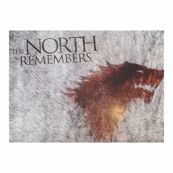 Poster Juego de Tronos Stark