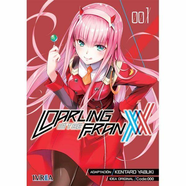 Manga Darling in the Franxx Todos los tomos